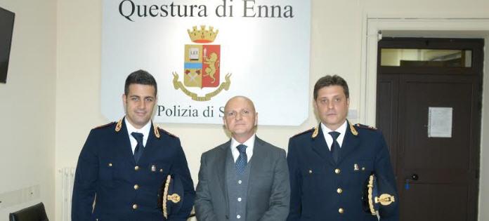 Insediati nuovi Funzionari presso la Questura ed i Commissariati di P.S.