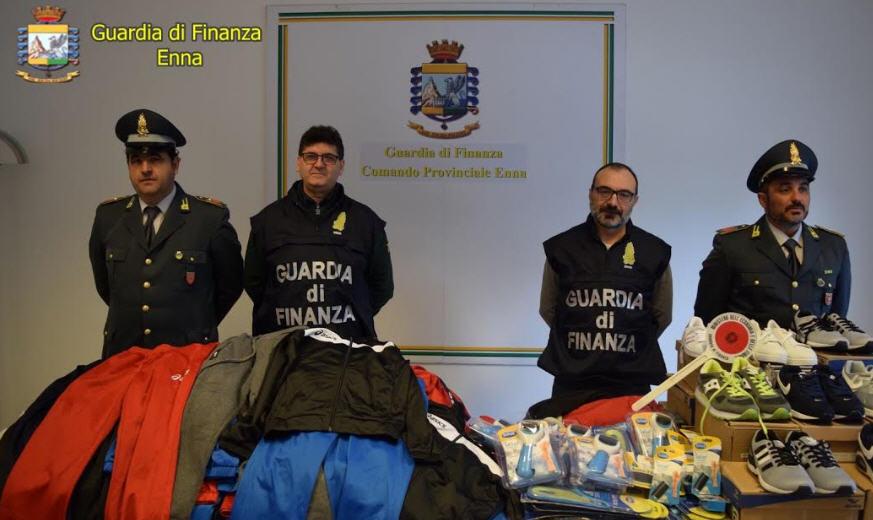 GDF – Lotta alla contraffazione: sequestrati oltre duemila prodotti non conformi