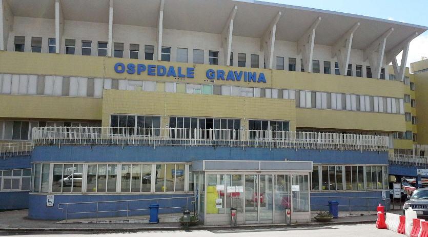 """Caltagirone -Visita del commissario straordinario dell'Asp, Lanza,all'ospedale """"Gravina"""""""