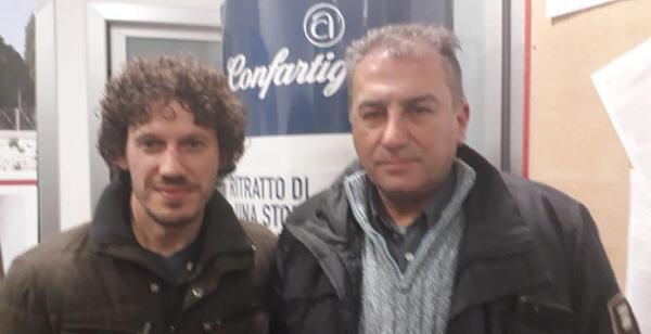 Sebastiano Schillaci presidente provinciale della categoria moda di Confartigianato Enna
