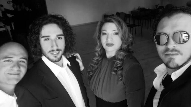 """""""Respiri musicali"""", domani sera a Piazza Armerina lo spettacolo musicale dell'ensemble Rondo Siciliano con Vincenzo Indovino."""