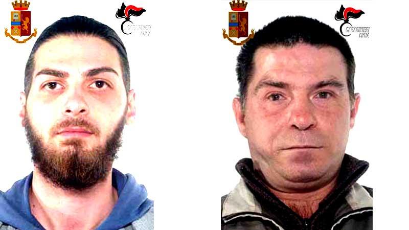 Piazza Armerina –  Intervento della Polizia di Stato e dell'Arma dei Carabinieri:  due arresti per un furto con scasso