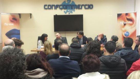 Enna, Confcommercio – Incontro per discutere sulla riapertura al transito della via Roma