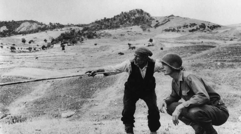 """Il National Geographic  gira un documentario dedicato alla """"Battaglia di Troina"""" della II Guerra Mondiale"""