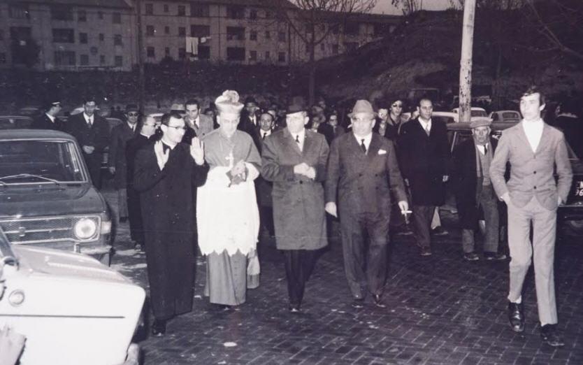 Piazza Armerina – Parrocchia Sant'Antonio: al via i festeggiamenti per il 50 ° anniversario della sua erezione