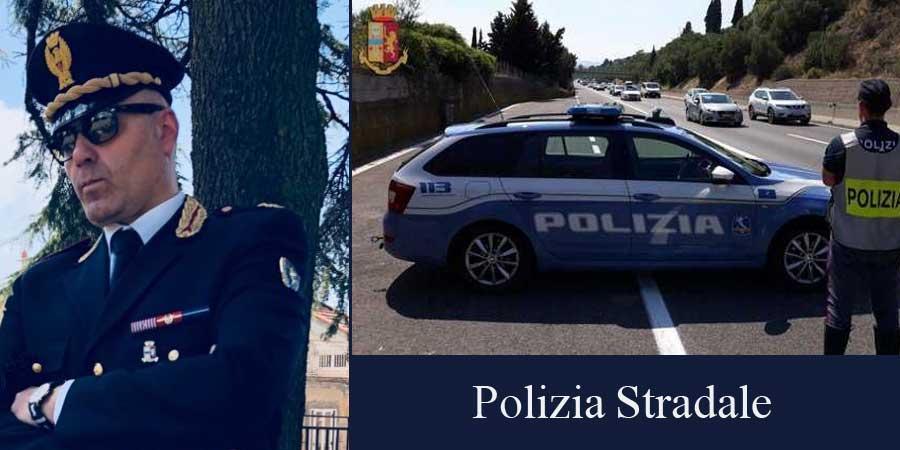 Polizia Stradale di Enna: il bilancio operativo dei primi 4 mesi del 2019