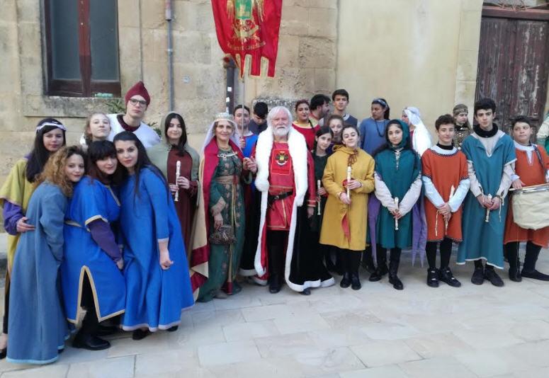 Settimana europea federiciana 2019.Domani terzo seminario sull'Europa e arrivo dell'imperatore a Janniscuru
