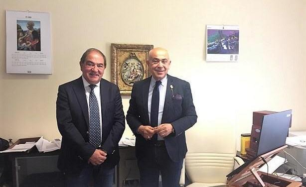 Il Coordinatore dell'Unità di Crisi dell'ASP di Enna, dr. Emanuele Cassarà, fa il punto della situazione