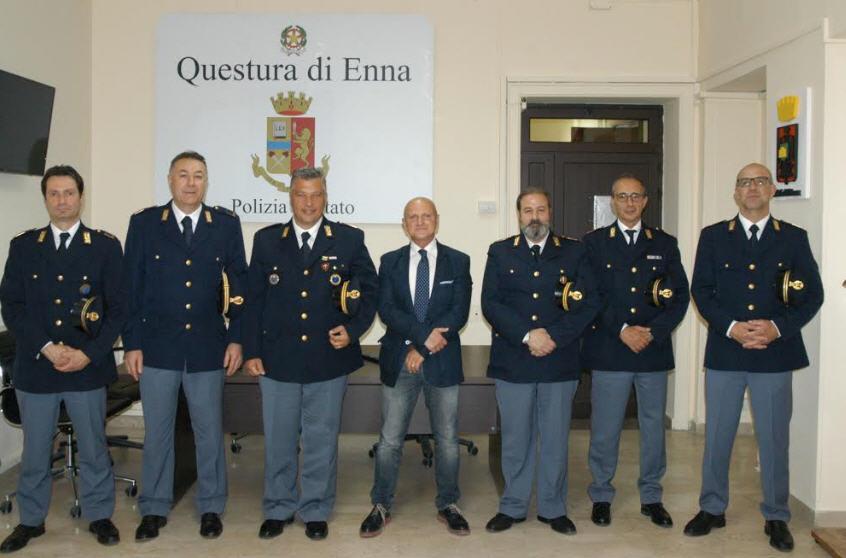 L'organico della Questura di Enna si accresce di nuove figure di Ufficiali di Polizia Giudiziaria