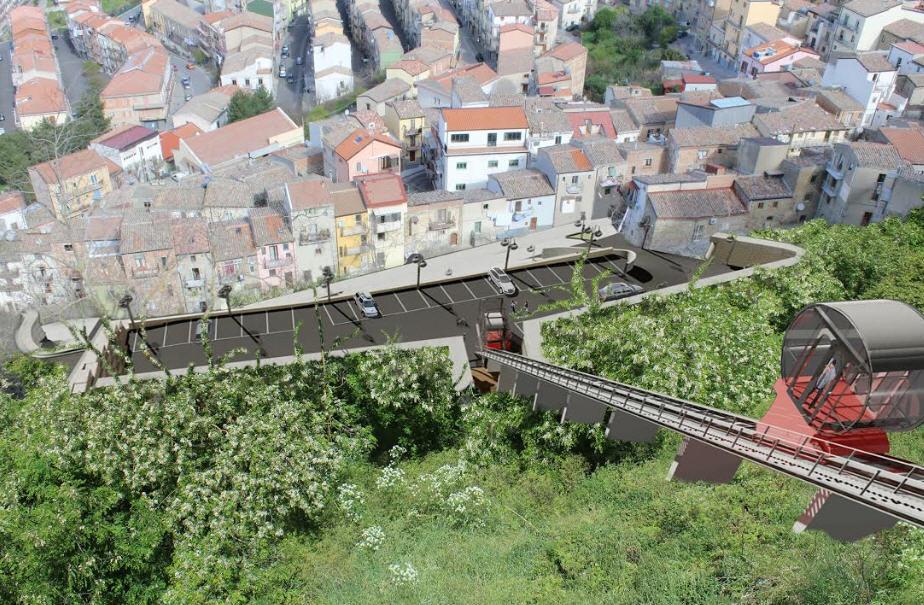 Torina – Al via i lavori per la realizzazione del parcheggio tra le vie san Sebastiano e Rizza
