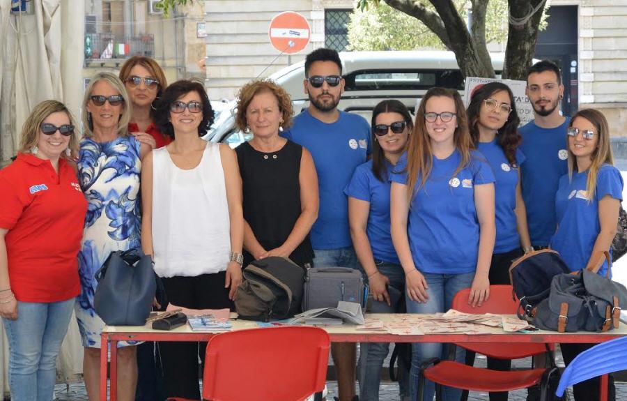ASP Enna: in piazza con le Associazioni per le donazioni di sangue