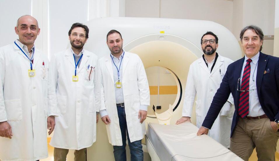 Irccs oasi di Troina, in funzione la nuova tomografia computerizzata