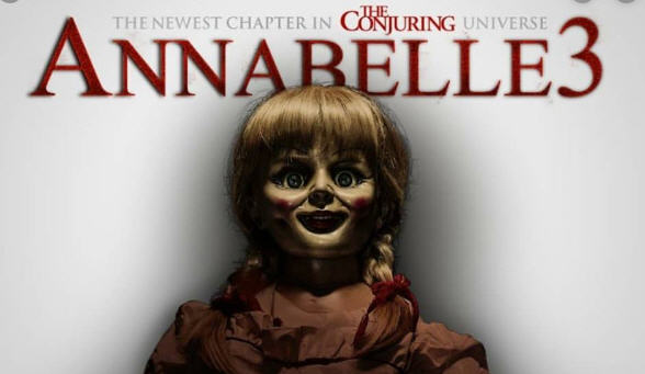 Il film Annabelle3 al cine-teatro Garibaldi di Piazza Armerina