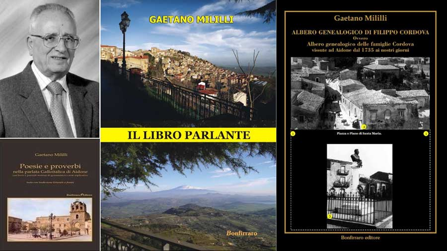 Bonfirraro editore. Gaetano Mililli spiega il galloitalico e tramanda l'identità di un'intera comunità