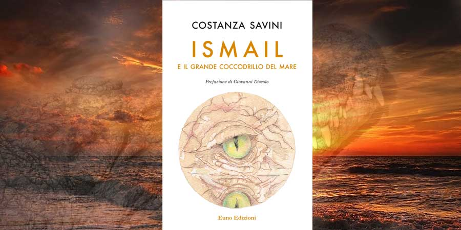 """Ismail e il grande coccodrillo del mare"""", dal 3 ottobre in libreria"""