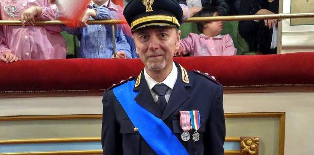 Assegnato  al  Commissariato  di P.S. di Piazza Armerina il Commissario Salvatore Granato.