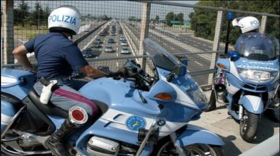 "Polizia di Stato – Campagna TISPOL ""EDWARD"" (A European Day Without a Road Death)"