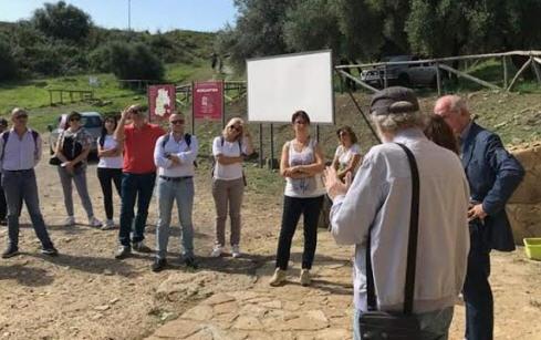 """A Morgantina """"La valorizzazione della biodiversità antica nel Distretto agri-culturale""""."""