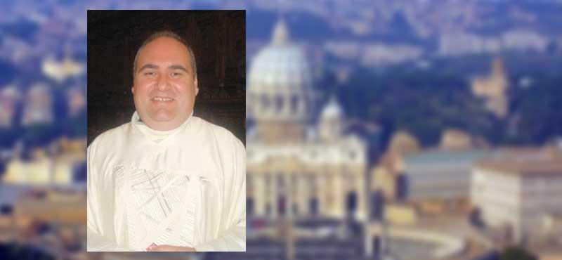 Diocesi – Mons. LuigiRoberto Cona nominatoAssessore per gli Affari Generali della Segreteria di Stato