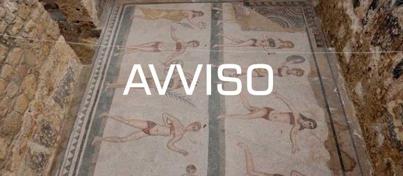 Piaza Armerina – Villa romana del Casale chiusa a causa dell'allarme rosso dichiarato in Sicilia