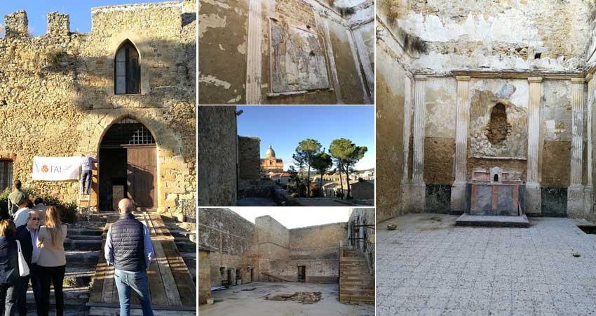 [VIDEO] Piazza Armerina – Le giornate FAI d'autunno del 12 e 13 ottobre  dedicate al Castello Aragonese