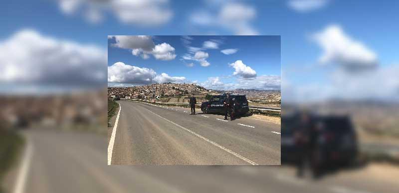 Carabinieri. Resoconto sui controlli della circolazione stradale nel weekend passato