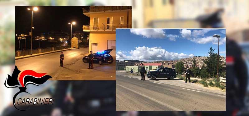 Carabinieri: controllo costante del territorio per la prevenzione di incidenti