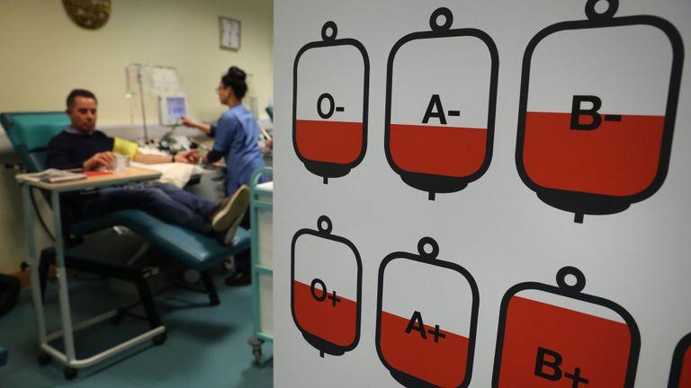 ASP Enna: invito a donare sangue ed emocomponenti