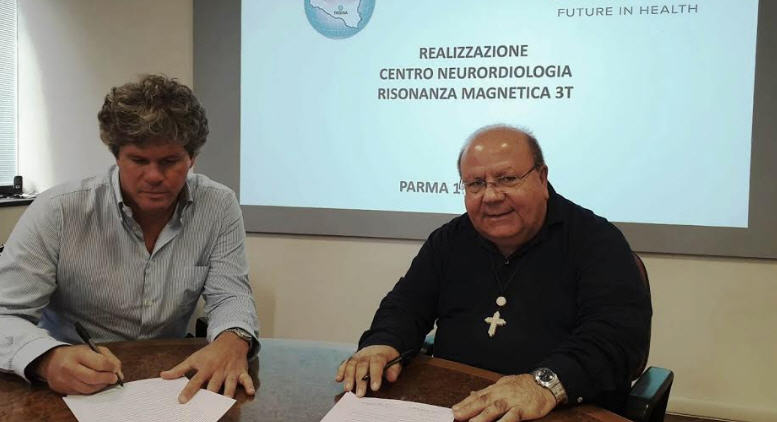 Nuovo poliambulatorio di diagnostica per immagini all'Oasi di Troina