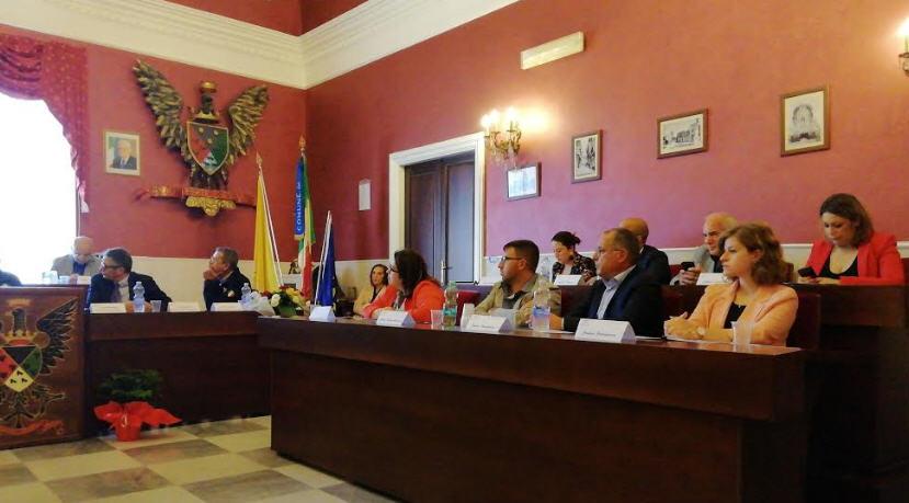 Settimana nazionale di Protezione civile in provincia di Enna.