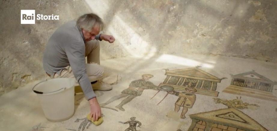 Siti Unesco – Il video realizzato dalla RAI sulla Villa romana del Casale di Piazza Armerina