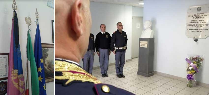 I Funerali dell'Agente Scelto Matteo Demenego e dell'Agente Pierluigi Rotta. La Polizia di Enna ricorda il loro sacrificio