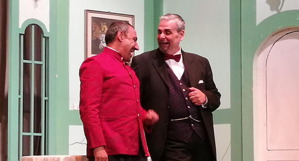 [VIDEO] Piazza Armerina – Teatro: Emanuele Puglia, Federica Amore e Turi Amore intervistati da StartTv