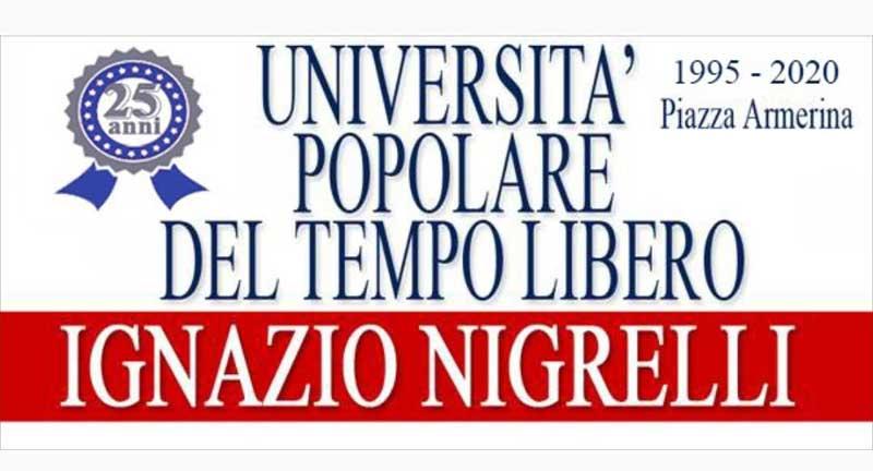 Piazza Armerina, Università Popolare del Tempo Libero: il 25 ottobre l'inaugurazione del 25° anno accademico