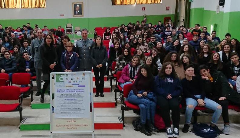Barrafranca: Sensibilizzazione sulla Raccolta Differenziata – SERR 2019