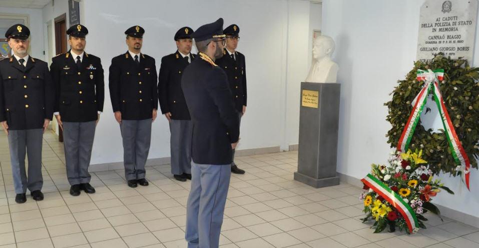 La Polizia di Stato ricorda il sacrificio della Guardia di P.S. Biagio Cannaò