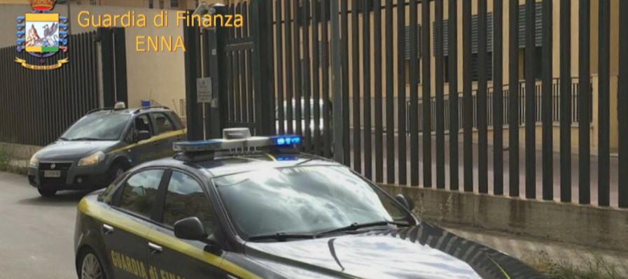 Piazza Armerina- La Guardia di Finanza scopre struttura ricettiva priva di autorizzazioni e sconosciuta al fisco