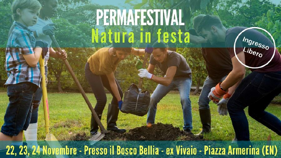 PERMAFESTIVAL – Natura in Festa a Piazza Armerina