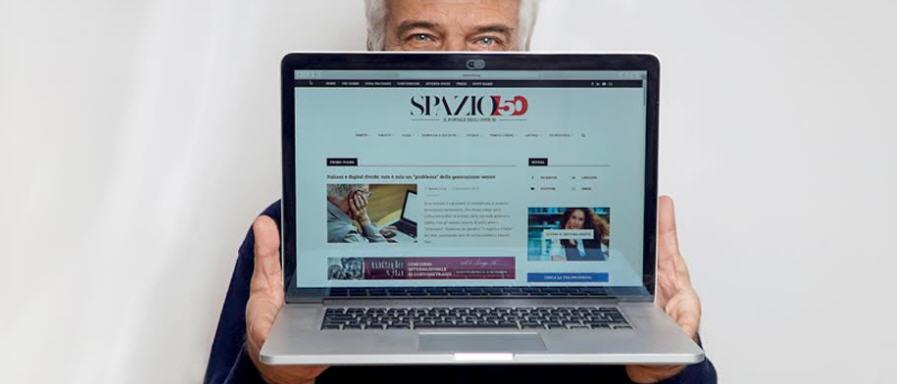 È online il nuovo portale di 50&Più dedicato agli over 50