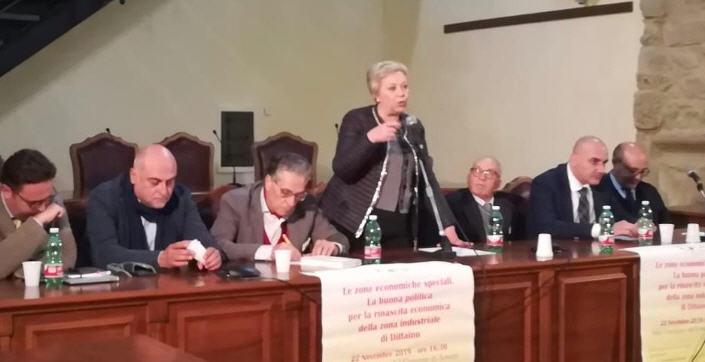 """Zone Economiche Speciali, L'on Luisa Lantieri: """"grande occasione di crescita per il Sud"""""""