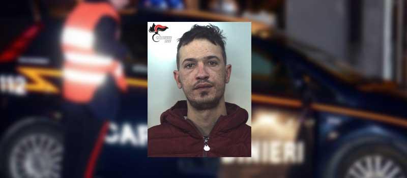 Carabinieri: un arresto per droga a Nicosia