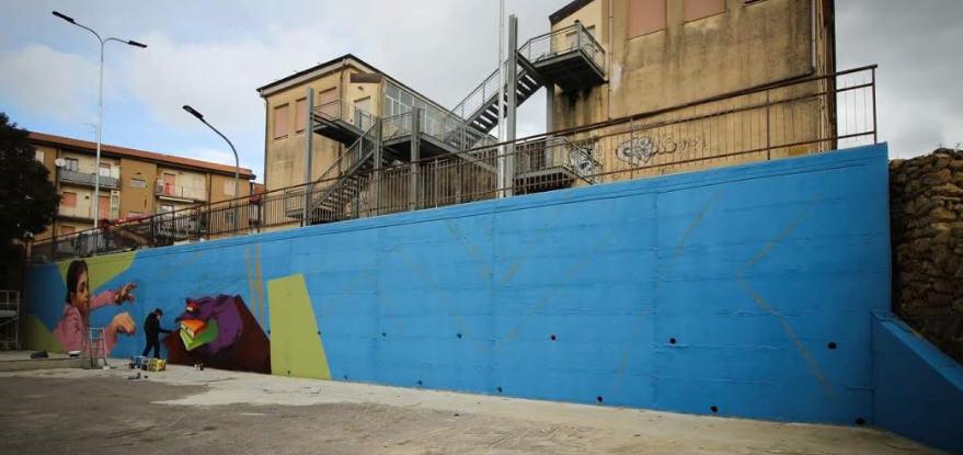 """Calascibetta – Al via il primo step del progetto di riqualificazione e rigenerazione urbana """"WOL per XibetArt."""""""