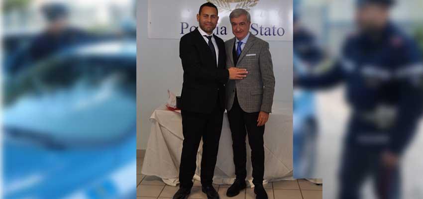 Il Vice Questore Aggiunto della Polizia di Stato dr. Gabriele Presti dirigerà la questura di Siracusa