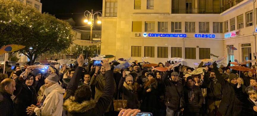 Il 25 gennaio, nove province siciliane chiudono insieme la Staffetta della Sardina