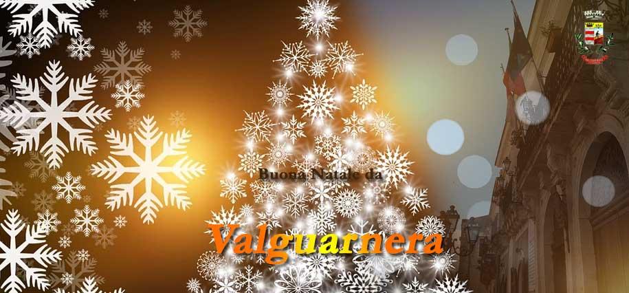 """Valguarnera – Gli eventi natalizi. Prevista anche la """"Casa di Babbo Natale"""" per i regali dei bambini"""