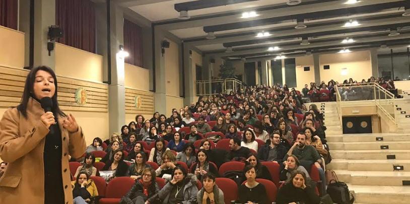"""Enna, formazione dei futuri docenti di sostegno alla KoreVita 21 Enna presenta le sue """"armonie di relazioni"""""""