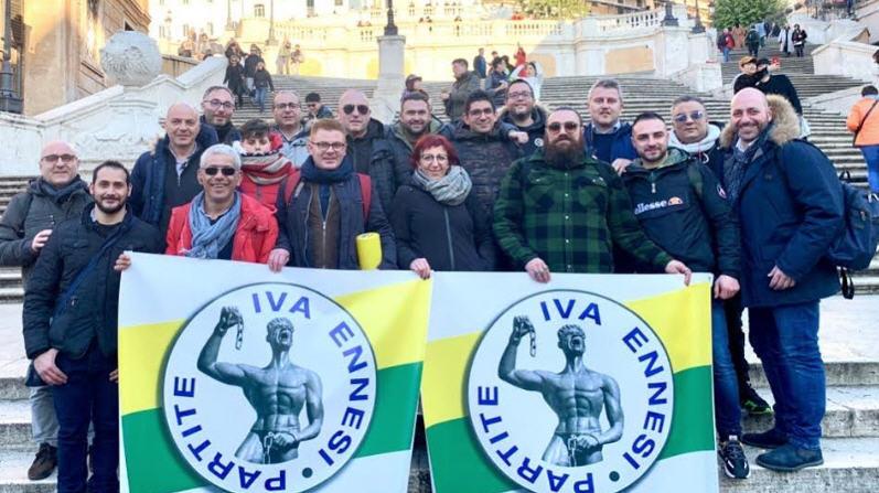 Partite iva ennesi: da Enna a Roma per rivendicare i propri diritti