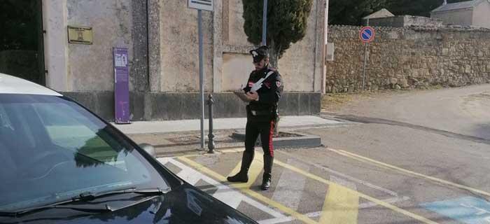 Troina – Arrestato un disoccupato per guida in stato di ebbrezza