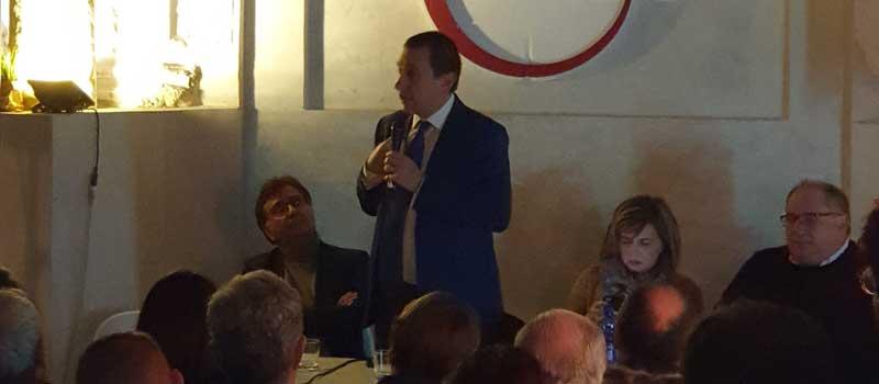 Enna – Italia Viva: il coordinatore nazionale Ettore Rosato incontra iscritti e simpatizzanti