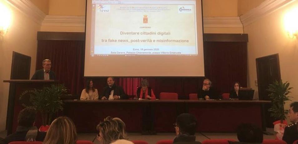 Enna, Irase e Ul, Scuola dedicano due giorni alla formazione ed al confronto sulle nuove tecnologie: